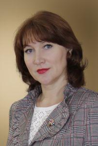 Саляхутдинова Елена Викторовна